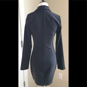 Fashion Nova Dresses - Fashion Nova Enterprise blazer dress Small